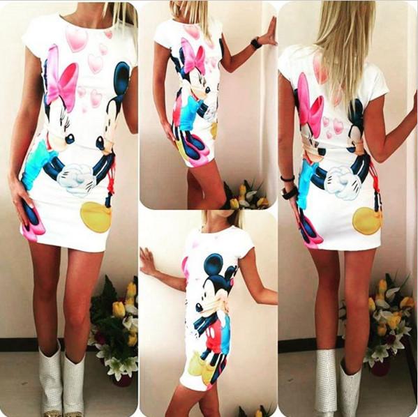 6b1d699143 Női ruházat | Minnie & Mickey tunika | Divat Sokkoló