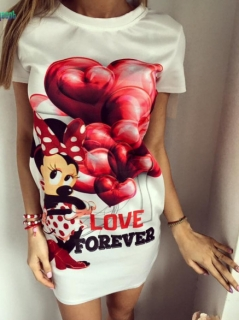 Minnie Love Forever  3990ft.+590ft. a posta.